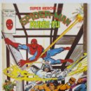 Cómics: SPIDERMAN Y KUNG-FU VOL 2 Nº 109 VERTICE. Lote 51690906