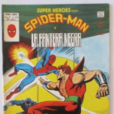 Cómics: SPIDERMAN Y LA PANTERA NEGRA VOL 2 Nº 123 VERTICE. Lote 51691090