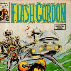 Cómics: FLASH GORDON. LOS VIAJEROS DEL TIEMPO - CÓMICS ART. VOLUMEN 2. Nº7. EDICIONES VÉRTICE, 1979. Lote 51719726