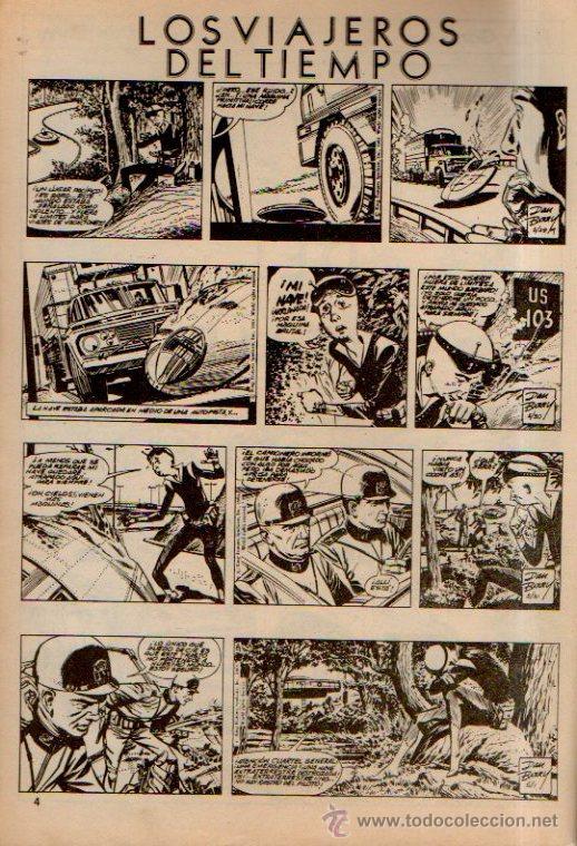 Cómics: FLASH GORDON. LOS VIAJEROS DEL TIEMPO - CÓMICS ART. VOLUMEN 2. Nº7. EDICIONES VÉRTICE, 1979 - Foto 3 - 51719726