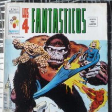 Cómics: LA 4 FANTASTICOS V.2 Nº 25. EN EXCELENTE ESTADO. Lote 30328189