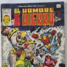 Cómics: EL HOMBRE DE HIERRO VOL 2 Nº 65 VERTICE. Lote 52021115