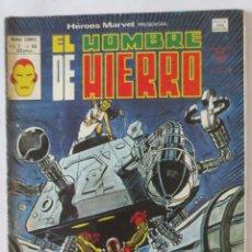 Cómics: EL HOMBRE DE HIERRO VOL 2 Nº 66 VERTICE. Lote 52021195