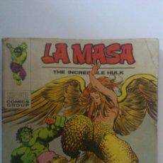 Cómics: LA MASA, Nº 33, LA ARPIA. Lote 52116385