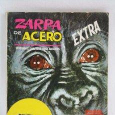 Cómics: CÓMIC / NOVELA GRÁFICA ZARPA DE ACERO - LA MARCHA DE LOS GORILAS. Nº 15 - ED. VÉRTICE - AÑOS 60. Lote 52128531