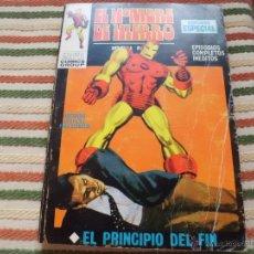 Cómics: EL HOMBRE DE HIERRO Nº 7 V 1 VOL I VERTICE TACO. Lote 52140096