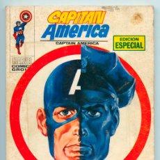 Cómics: CAPITAN AMERICA (CAPTAIN AMERICA) - Nº 19 - EL SECRETO - ED. VERTICE - 1971 - TACO VOL. 1. Lote 52155739