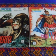 Cómics: VÉRTICE GRAPA MYTEK EL PODEROSO NºS 14 Y 16. 10 PTS. 1965. BUEN ESTADO.. Lote 52246047