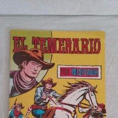 Cómics: EL TEMERARIO Nº 9 . Lote 51700466