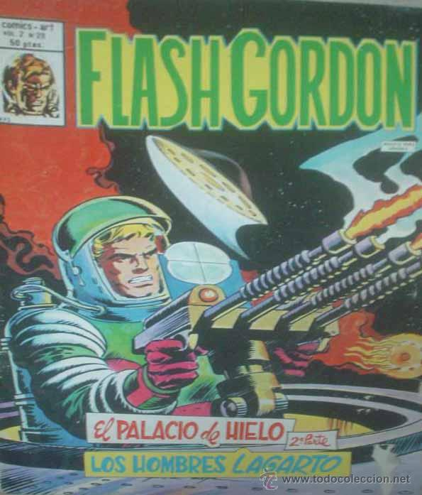 COMIC FLASH GORDON VOL.2 Nº 28 (Tebeos y Comics - Vértice - Flash Gordon)