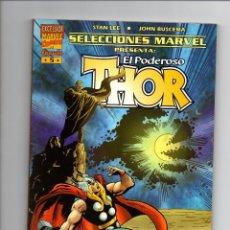 Cómics: SELECCIONES MARVEL - THOR Nº5 - (NO VERTICE).FORUM.. Lote 52303748
