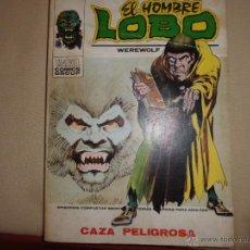 Cómics: EL HOMBRE LOBO Nº 3 V 1 VOL I VERTICE TACO. Lote 52326706
