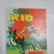 Cómics: CISCO KID Nº 8. EL ADIVINO. JOSE LUIS SALINAS. COMICS ART. EDICIONES VERTICE. TDKC11. Lote 52392366