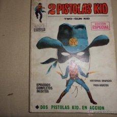 Cómics: 2 PISTOLAS KID Nº 1 V 1 VOL I VERTICE TACO. Lote 52396532