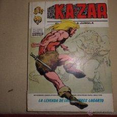 Comics: KAZAR Nº 2 V 1 VOL I VERTICE TACO. Lote 52396572