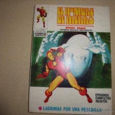 Cómics: EL HOMBRE DE HIERRO Nº 22 V 1 VOL I VERTICE TACO. Lote 52419132