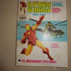 Cómics: EL HOMBRE DE HIERRO Nº 14 V 1 VOL I VERTICE TACO. Lote 52419147