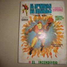 Cómics: EL HOMBRE DE HIERRO Nº 11 V 1 VOL I VERTICE TACO. Lote 52419179