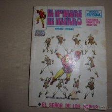 Cómics: EL HOMBRE DE HIERRO Nº 15 V 1 VOL I VERTICE TACO. Lote 52419231