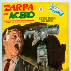 Cómics: ZARPA DE ACERO - Nº 2 - LA ZARPA FATAL - ED. VERTICE - 1964. Lote 52447573