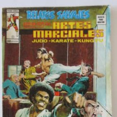 Cómics: RELATOS SALVAJES ARTES MARCIALES Nº 8 VERTICE. Lote 52466906