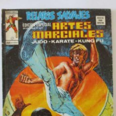 Cómics: RELATOS SALVAJES ARTES MARCIALES Nº 17 VERTICE. Lote 52467396