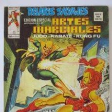 Cómics: RELATOS SALVAJES ARTES MARCIALES Nº 21 VERTICE. Lote 52467606