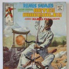 Comics : RELATOS SALVAJES ARTES MARCIALES Nº 25 VERTICE. Lote 52467861