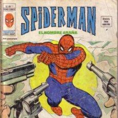Cómics: COMIC * SPIDER-MAN: EL ASESINO DEL RING *. MUNDI-COMICS VÉRTICE. V. 3/Nº 19. AÑO 1974.. Lote 52476654