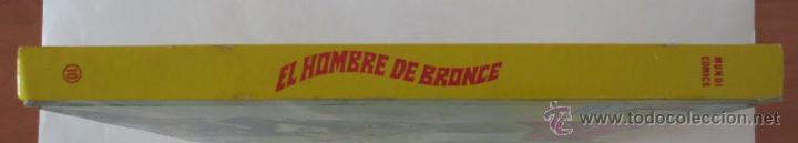 Cómics: ANTOLOGIA DEL COMIC EL HOMBRE DE BRONCE Nº 10 VERTICE - Foto 2 - 52505787