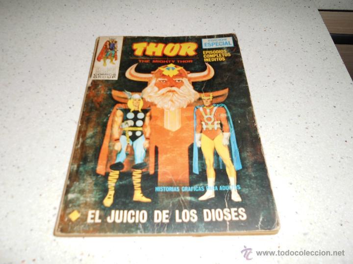 THOR VOL. 1 Nº16 VERTICE (Tebeos y Comics - Vértice - Thor)