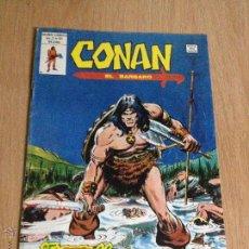 Cómics: CONAN EL BARBARO V 2 VOL 2 Nº 41. EL CUBIL DE LOS HOMBRES BESTIAS!. VERTICE 1980. Lote 52551082