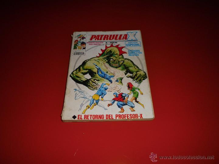PATRULLA X VOL. 1 Nº 30 VERTICE (Tebeos y Comics - Vértice - Patrulla X)