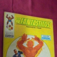 Cómics: LOS 4 FANTASTICOS. VOLUMEN 1. Nº 19. ATAQUE ESTELAR. VERTICE.. Lote 52665036