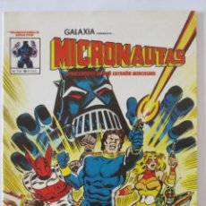 Cómics: MICRONAUTAS Nº 1 VERTICE. Lote 52717396