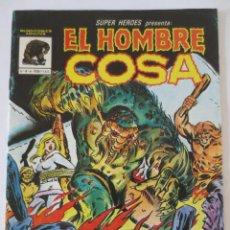 Cómics: EL HOMBRE COSA Nº 4 VERTICE. Lote 52767040