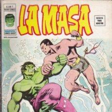 Cómics: COMIC COLECCION LA MASA VOL.3 Nº 9. Lote 52854422