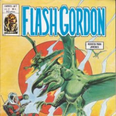 Cómics: COMIC COLECCION FLASH GORDON VOL.2 Nº 4. Lote 52855088