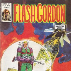 Cómics: COMIC COLECCION FLASH GORDON VOL.2 Nº 6. Lote 52855116