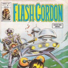 Cómics: COMIC COLECCION FLASH GORDON VOL.2 Nº 7. Lote 52855127