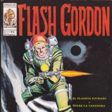 Cómics: COMIC COLECCION FLASH GORDON VOL.1 Nº 6. Lote 52856663