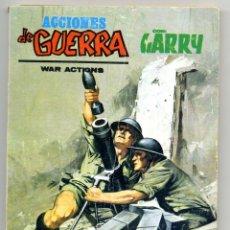 Cómics: ACCIONES DE GUERRA. Nº 9 -EL MIEDO Y LAS LÁGRIMAS- (1973). Lote 52861812