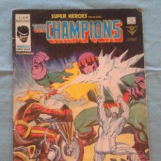 Cómics: SUPER HEROES VOL.2 Nº96: THE CHAMPIONS. Lote 52894754