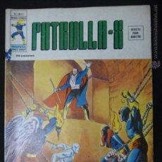 Cómics: PATRULLA X. VOL 3. Nº 11. VÉRTICE. Lote 52973522