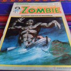 Cómics: VÉRTICE VOL. 1 ESCALOFRÍO Nº 8 TALES OF THE ZOMBIE Nº 3. 1974. 30 PTS. BUEN ESTADO.. Lote 53012903