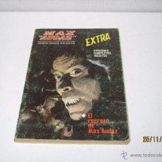 Cómics: EDICIONES VERTICE - MAX AUDAZ (V-1) TACO Nº 7 EXTRA - AÑO 1966.. Lote 53015223