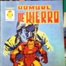 Cómics: HOMBRE DE HIERRO - EL PRINCIPE DEL MAR - MUNDICOMICS Nº 1 - AÑO 1981. Lote 53020874