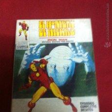 Comics - VERTICE HOMBRE DE HIERRO NUMERO 22 MUY BUEN ESTADO - 53043471