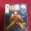 Cómics: VERTICE HOMBRE DE HIERRO NUMERO 1 BUEN ESTADO. Lote 53044215