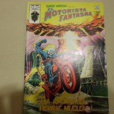 Cómics: SUPERHEROES Nº 119 V 2 EL MOTORISTA FANTASMA MUNDI COMICS VERTICE. Lote 53070674